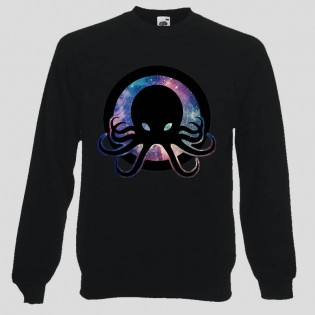 SUDADERA OCTOPUS SPACE