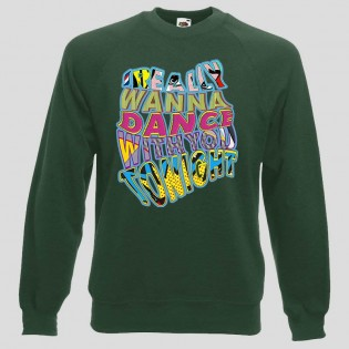 SUDADERA DANCE WITH YOU