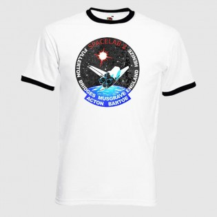 CAMISETA RINGER SPACELAB2