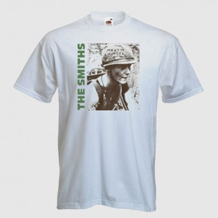 CAMISETA THE SMITHS SOLDADO
