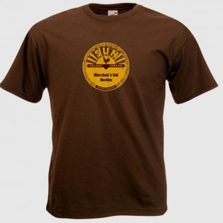 CAMISETA SUN RECORDS