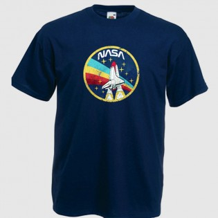 CAMISETA NASA SPACE