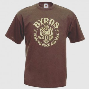 CAMISETA BYRDS ESCUDO