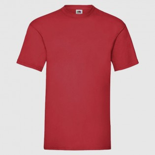 CAMISETA ROJA LISA