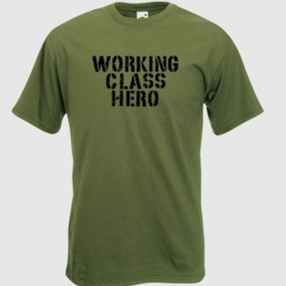 CAMISETA WORKING CLASS HERO