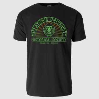 CAMISETA MISKATONIC UNIVERSITY