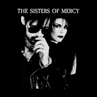 CAMISETA THE SISTERS OF MERCY