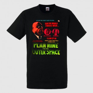 CAMISETA PLAN 9 COLOR